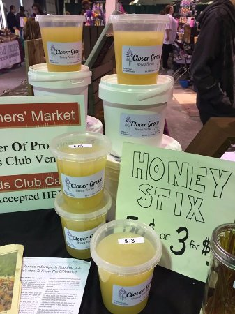 Drayton Valley, Canada: Local Honey from Clover Grove Farm