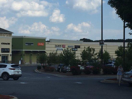 Asheville Outlets Photo