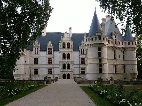 Visite en soirée - Foto van Chateau of Azay-le-Rideau, Azay-le ...