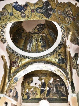Nea Moni Monastery Photo