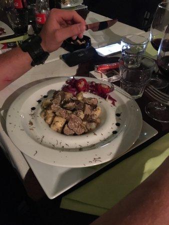 Konoba Mondo: Sind zum zweiten Mal hier ist wieder Hammer mäßig für Trüffel Liebhaber beste Adresse Essen bei