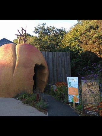 Oakwood Theme Park: James and the Giant Peach
