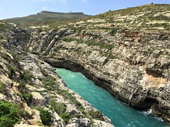 Wied il-Ghasri, Gozo