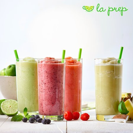 La Prep: Refreshing beachside smoothies