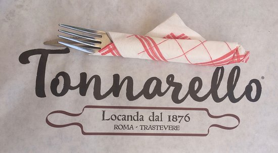 Tonnarello: Place to be and wish you were here :)