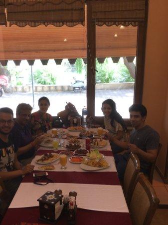 Aydinli Cave Hotel: Lunch