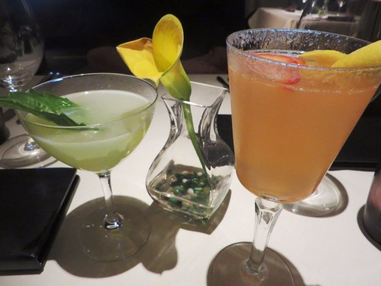 Jasper's Uptown: Gimlet and Lucy in the Sky
