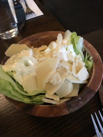 Miller and Carter: Side salad