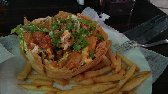 Province of Puntarenas, Costa Rica: Tacos de camarones