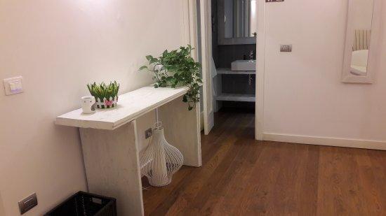 Sui Tetti Luxury Rooms: Espaces communs