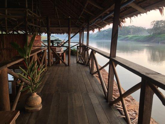Kurupira Floating Cabin Amazonas Photo