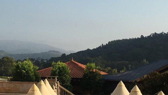 Hotel Villa Pasiega: Vista desde la terraza del bar