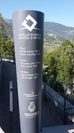 Ponte d'Introd Image