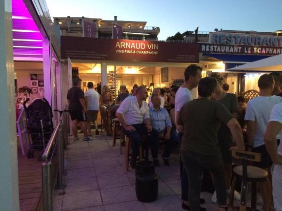 Arnaud Vin: A birthday party gathering but service and ambience still great