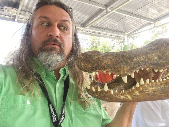 Jean Lafitte Swamp Tours Photo