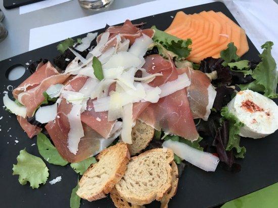 D'ici Et D'Ailleurs: Salade Méditerranéenne