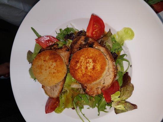 Restaurant de la Rive: Quelques plats