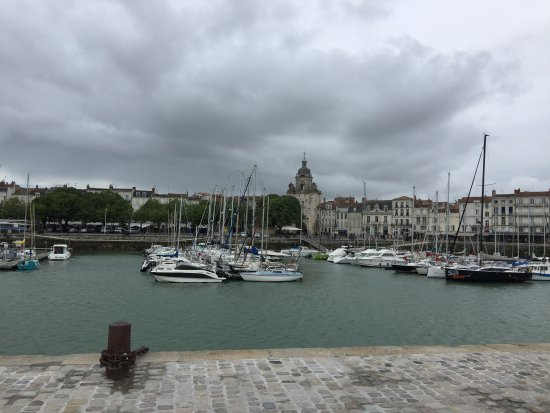 Le Yachtman: Séjour à La Rochelle