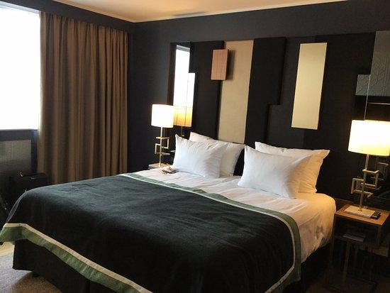 Skt Petri: Comfortable bed