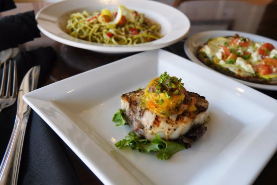 29 Palms Inn: Enjoy nightly fish, pasta, and pizza specials at our restaurant
