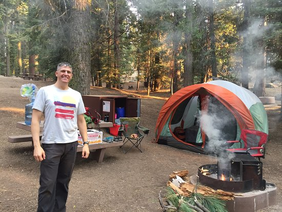 Sunset Campground: Nonelectric site 064