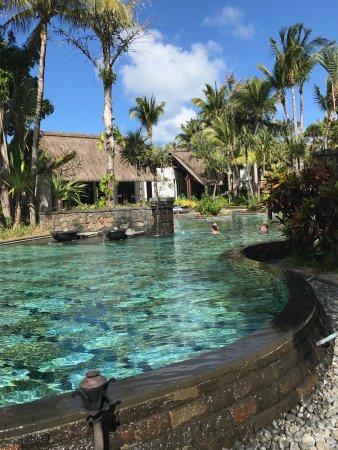 Shangri-La's Le Touessrok Resort & Spa, Mauritius: Piscina só para adultos