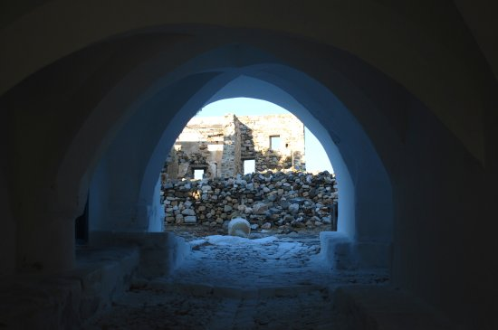 Astypalaia Castle: interno