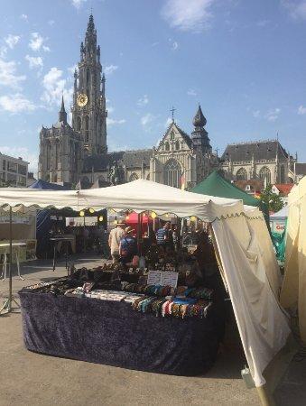 Hilton Antwerp Old Town Photo