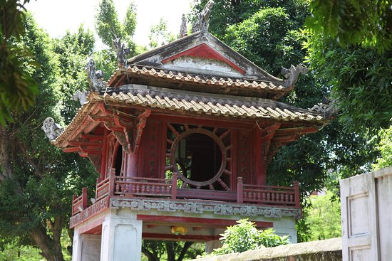 Classy Travel: Temple of Literature and National University