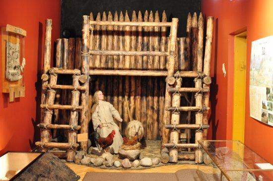 Valga Museum: Постоянная экспозиция музея