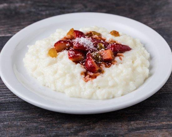 Pita Jungle: Rice Pudding