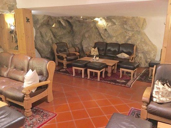 Aktiv & Spa Hotel Alpenrose: Aufenthaltsecke