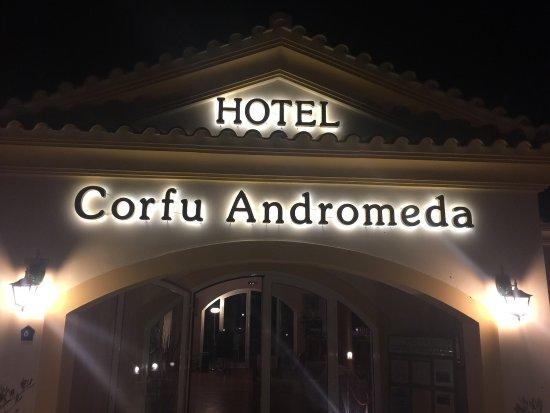 Corfu Andromeda Photo