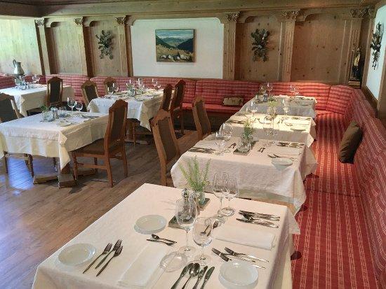 Aktiv & Spa Hotel Alpenrose: Speisesaal