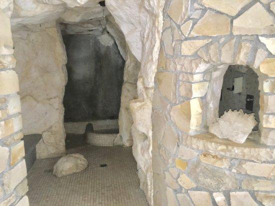 Aktiv & Spa Hotel Alpenrose: Saunabereich: Kristallgrotte