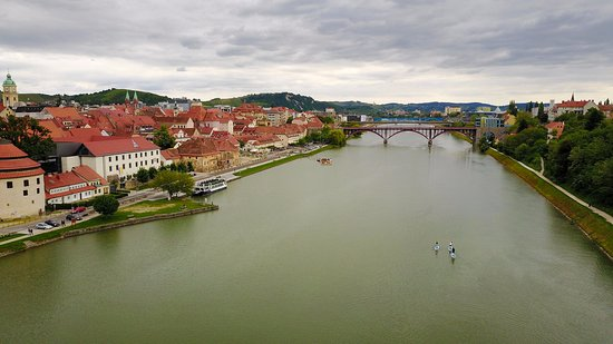 Bananaway: See the city of Maribor from different perspective