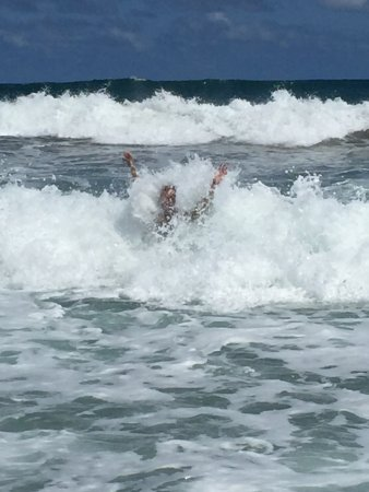 Royal Solaris Los Cabos: Nice waves, be carefull....