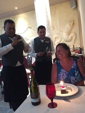 Royal Solaris Los Cabos: Happy Birthday!