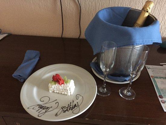 Royal Solaris Los Cabos: Happy Birthday again