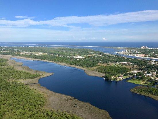 Hang Ten Helicopters: Big Lagoon State Recreation Area Outstanding Florida Water