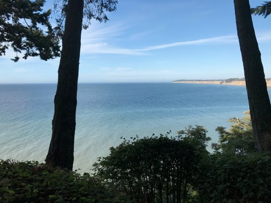 Eden by the Sea: view from property