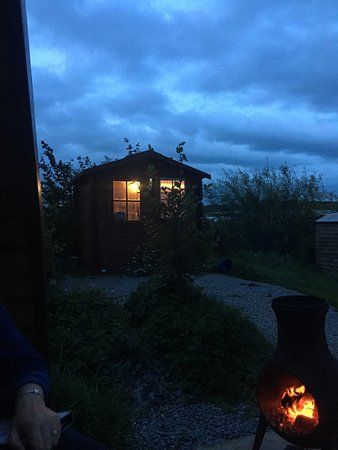 West Wales Camping Pods Photo