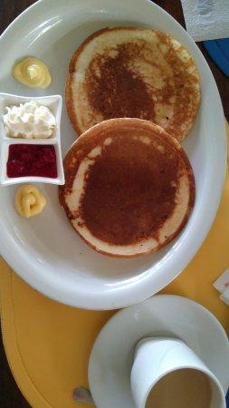 Villas Del Caribe: Desayuno