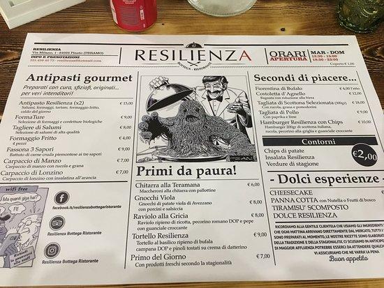 Resilienza Bottega Ristorante Photo