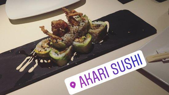 Akari Sushi Palma: Spider roll 🕷😍❤️