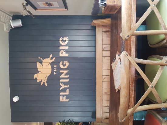 The Flying Pig Photo