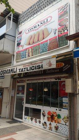 Провинция Маниса, Турция: Osmanlı Tatlıcısı