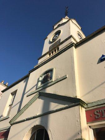 Stranraer Museum: Exterior..