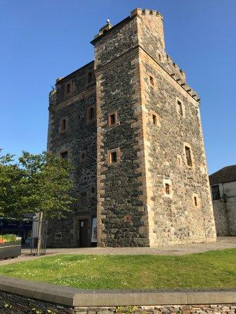 Stranraer, UK: Exterior of the building..