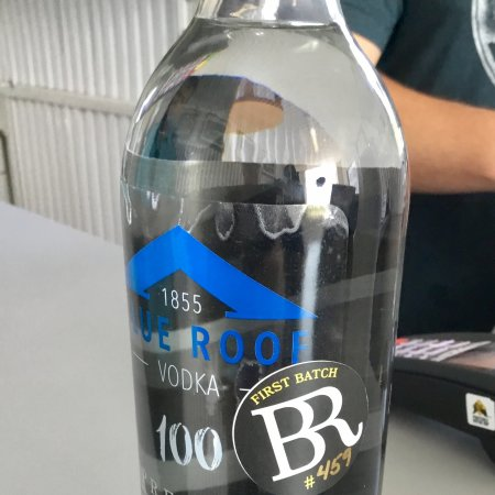 Blue Roof Distillers: Limited edition